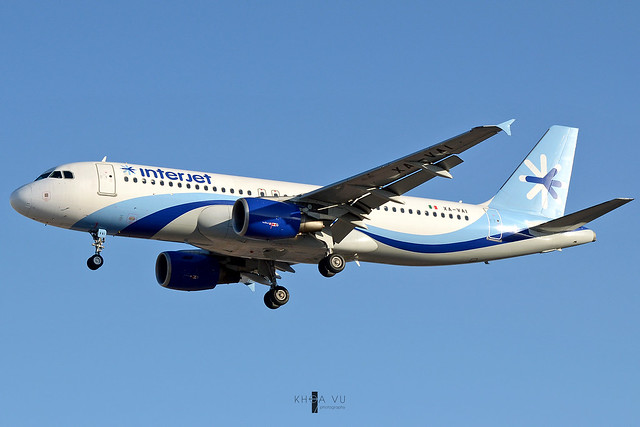 Interjet | Airbus A320