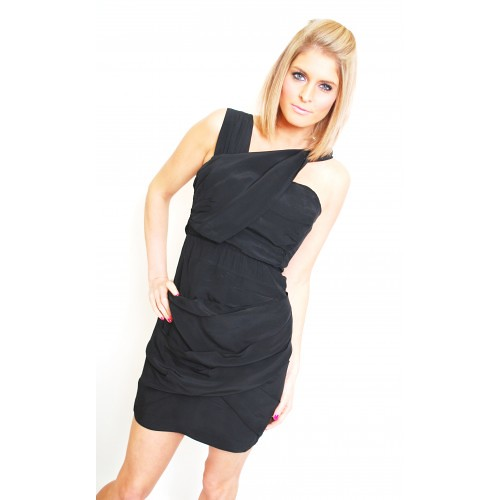 Reiss Sassy Dress Work Dress Hire Gorgeous Black Dress B Flickr
