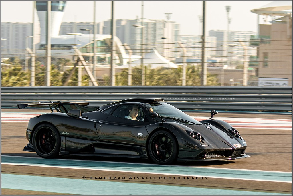 Another Flick of The One n Only Pagani Zonda 760 in comple… | Flickr