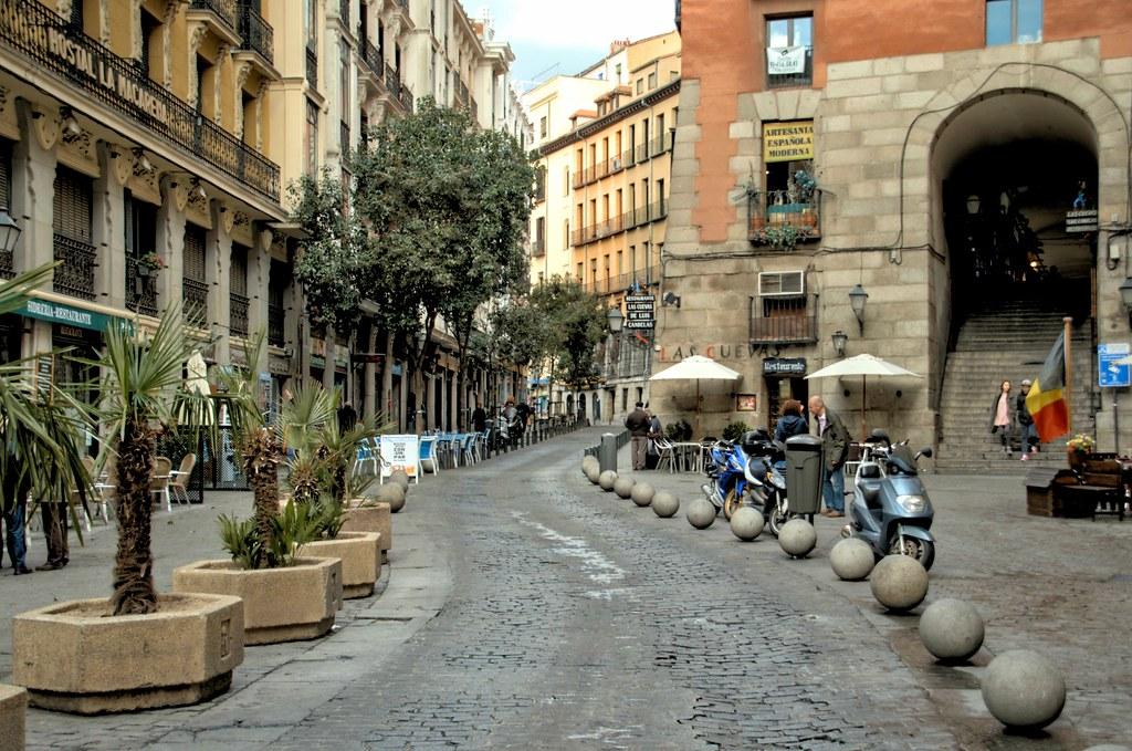 Image gallery madrid centro - Centro historico de madrid ...