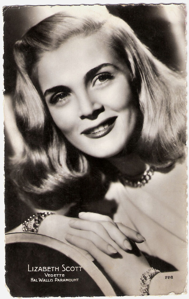 lizabeth scott photos