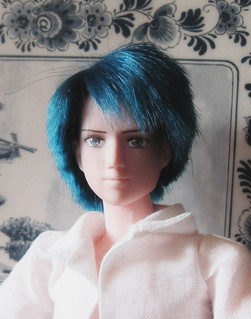 Tamahome obitsu doll ooak | by Airinora