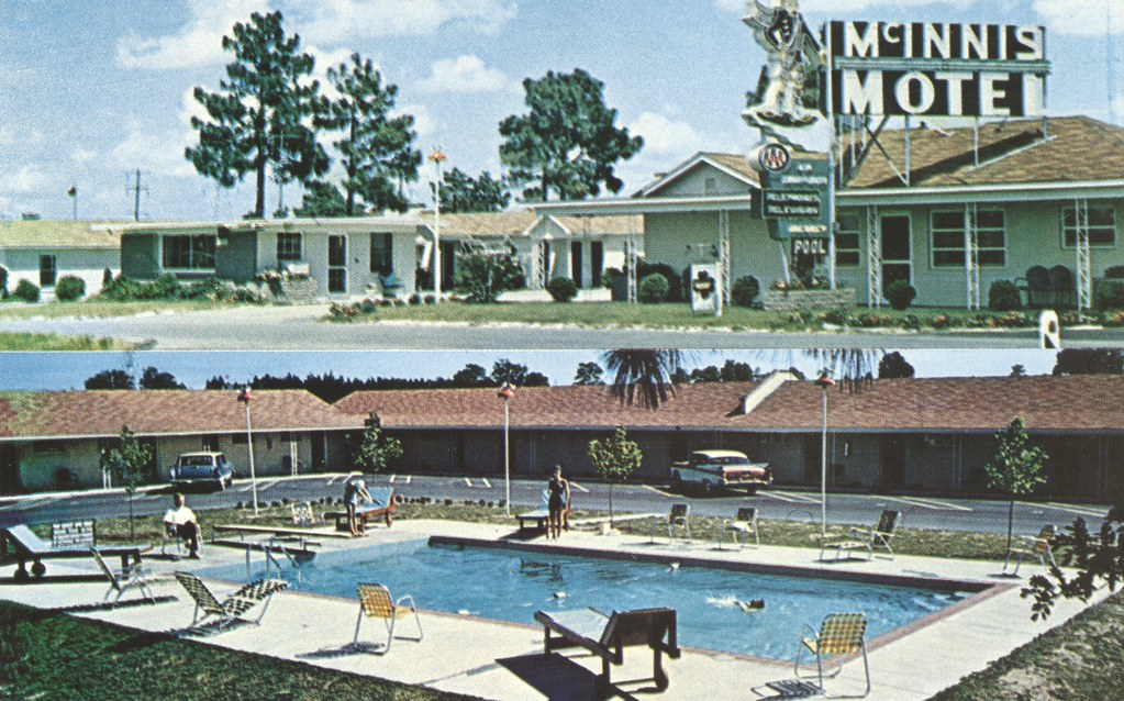 McInnis Motel - Fayetteville, North Carolina