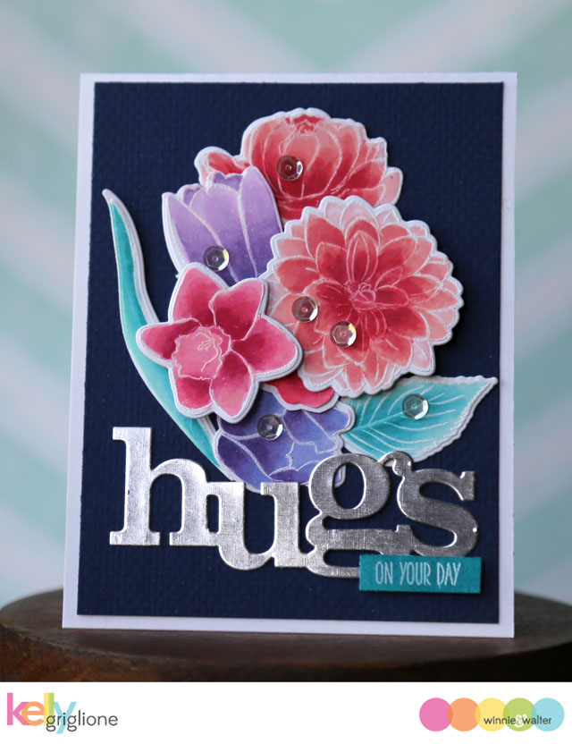 kelly_In Bloom Addies Garden Winnie Walter Floral Birthday  Card_web