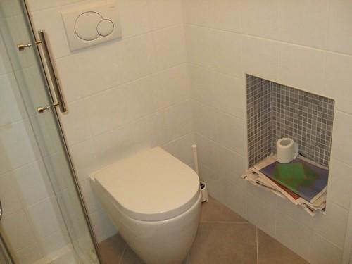 Bagno piccolo box doccia ferbox modello qubo wc olympia flickr - Bagno piccolo con doccia ...