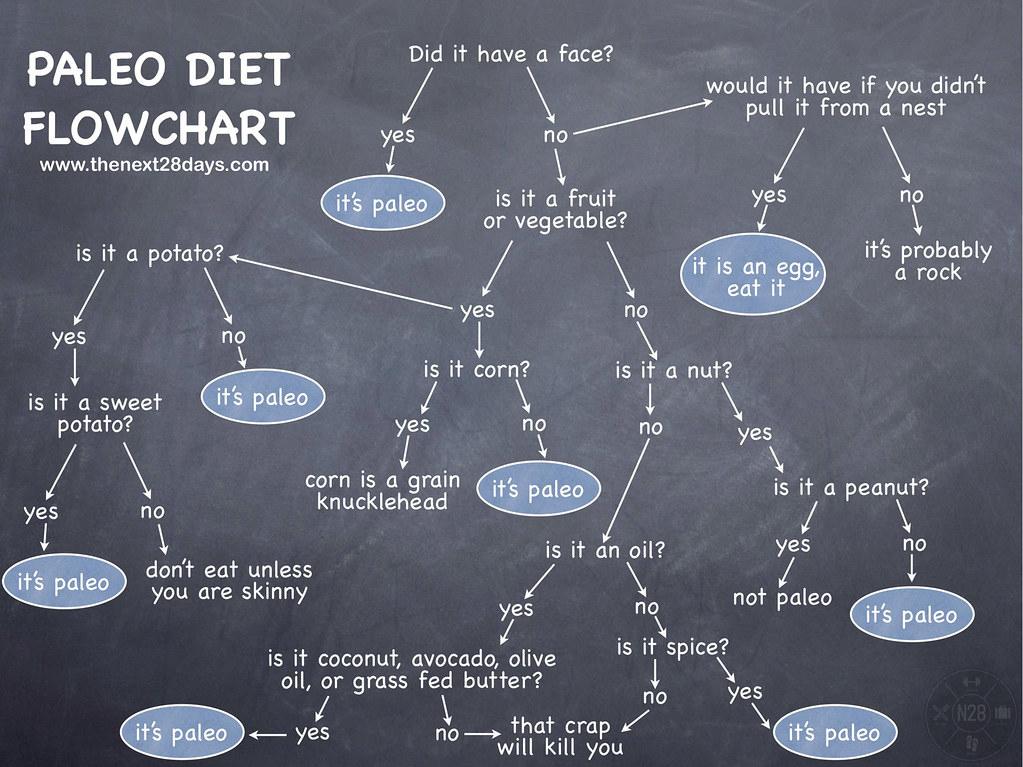 Modern Flow Chart: Paleo Diet Flowchart | Paleo Diet Flowchart | Next TwentyEight ,Chart