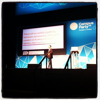 Brian Solis Keynots O2's Campus Party in London | by b_d_solis