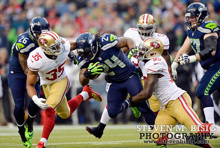 20140119_NFC_Championships_Seahawks_49ers_06 | by Steven M. Bisig