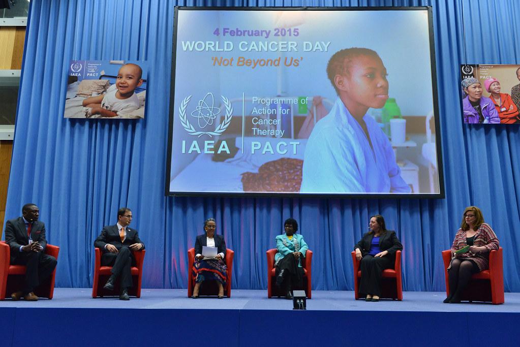 IAEA World Cancer Day 2015 (05810390) | IAEA World Cancer Da