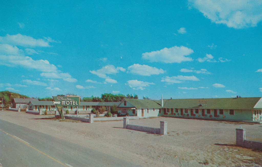 Clayton Motel - Clayton, New Mexico