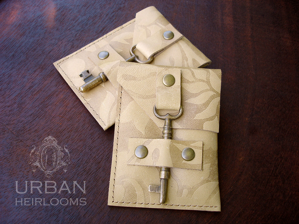 Embossed leather business card holders urbanheirlooms flickr embossed leather business card holders by urbanheirlooms colourmoves