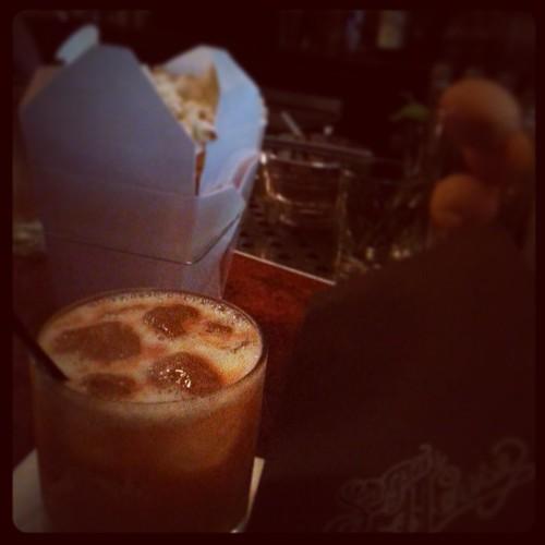 Bourbon And Branch San Francisco Drink Menu