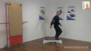 Step Aerobic Choreography Made Easy Vol. 3  Bild 9 | by blog.sportlaedchen.de