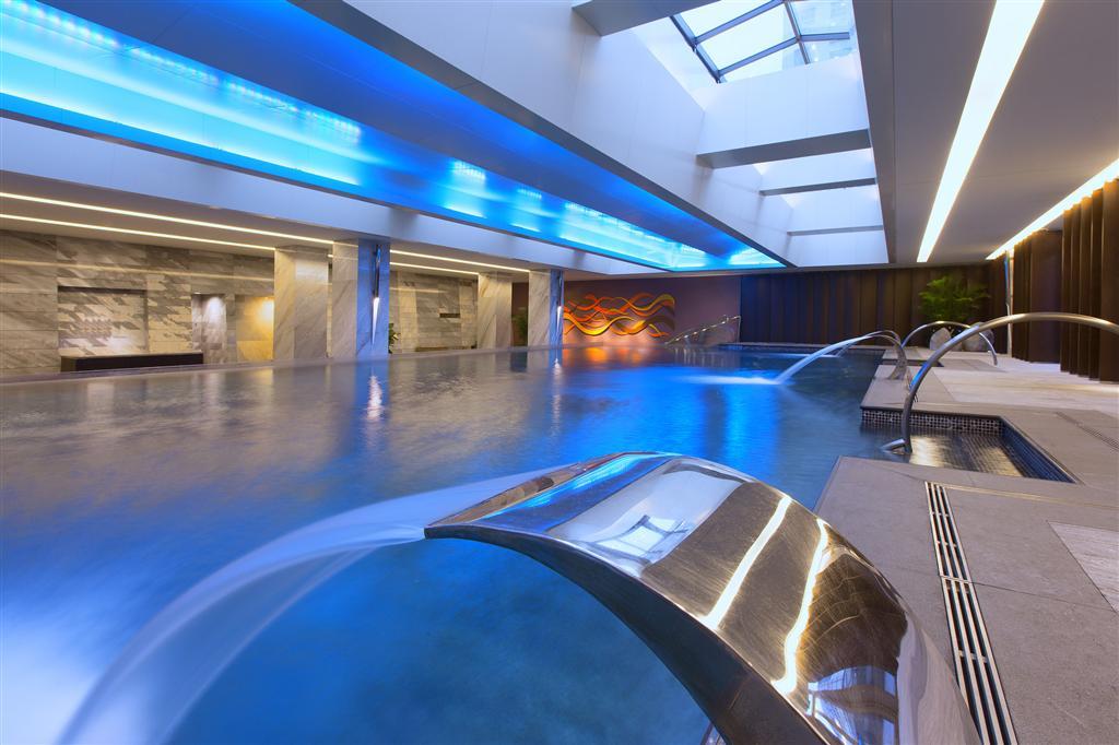 indoor infinity pool. The Westin Ningbo\u2014Indoor Infinity Pool   By Hotels And Resorts Indoor