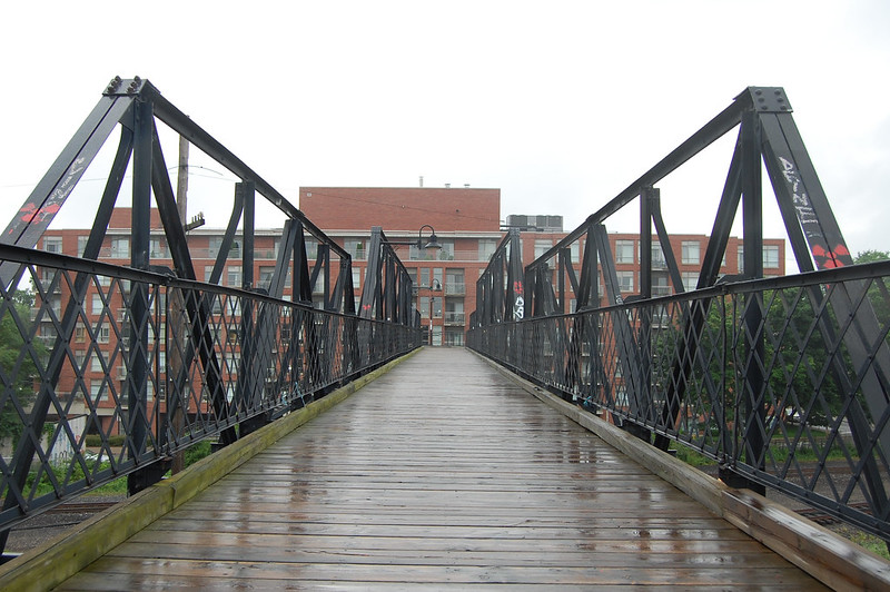 Wallace footbridge