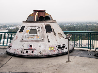 Space Capsule from Apollo 13 Movie | Space capsule from Apol… | Flickr