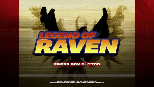 Legend of Raven on PS Vita | by PlayStation.Blog