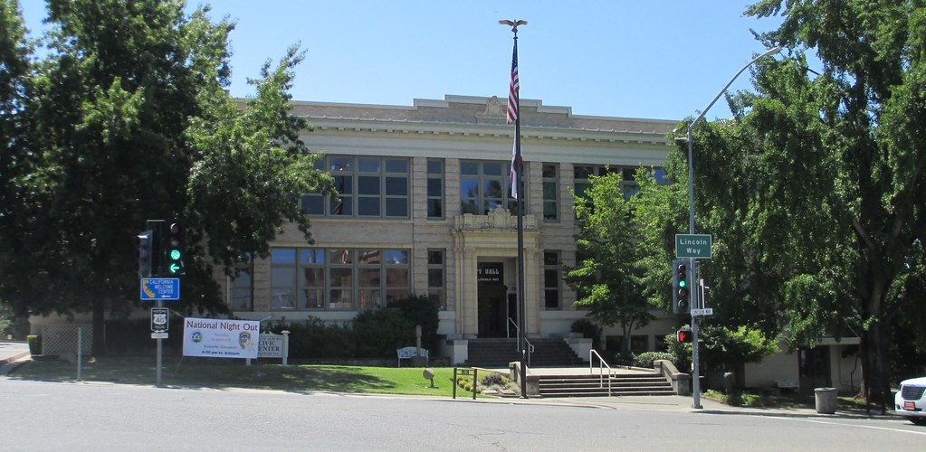 Image result for photo of auburn ca city hall