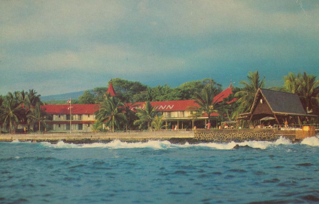 Kona Inn - Kailua-Kona, Hawaii