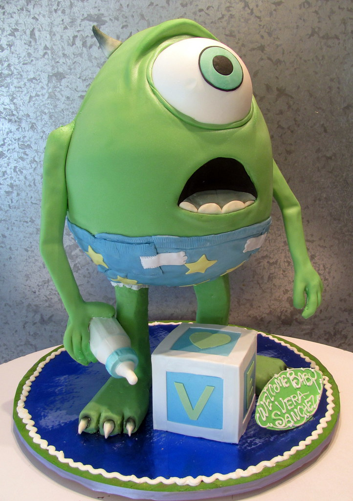 By New Rosebud Monster Inc Baby Shower ! | By New Rosebud
