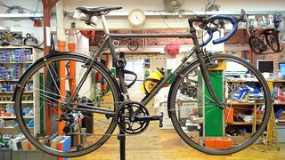 Henry's Winter Road Bike 2014 6 | by Henry @ WorkCycles