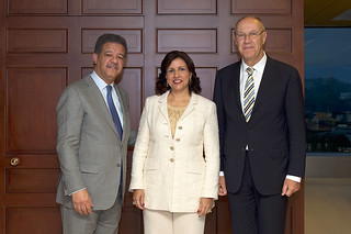 WIPO Director General Meets Vice-President of the Dominican Republic | by WIPO | OMPI