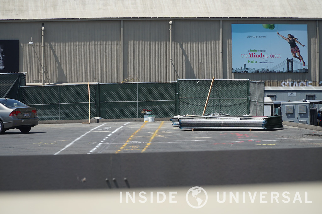 Phot Update: June 13, 2016 at Universal Studios Hollywood - Soundstage 28