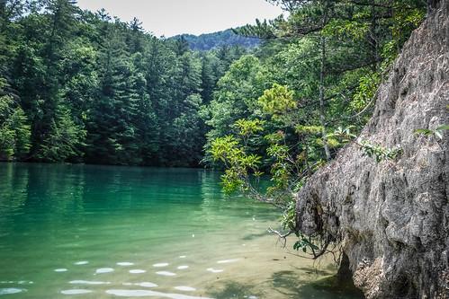 Lake Jocassee Kayaking-121