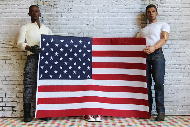 Happy Independence Day from Sam, Murray, and Steve