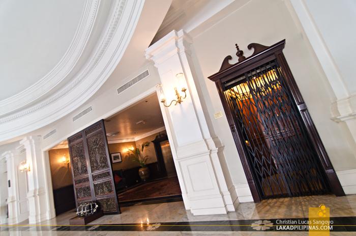 E&O Hotel Penang Lobby