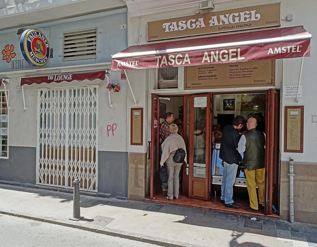 Resultado de imagen de tasca angel valencia