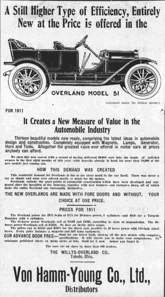 Overland Model | Overland Model 51 - 13 beautiful models now… | Flickr