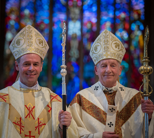 Episcopal Ordination Fr Paul Mason as Auxiliary Bishop of Southwark | by Catholic Church (England and Wales)