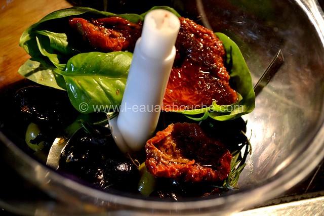 Pesto aux Olives © Ana Luthi Tous droits réservés 006