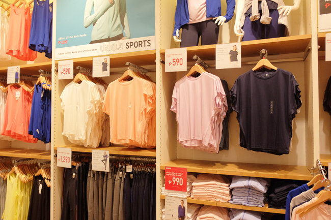 UNIQLO SPORTS LAUNCH