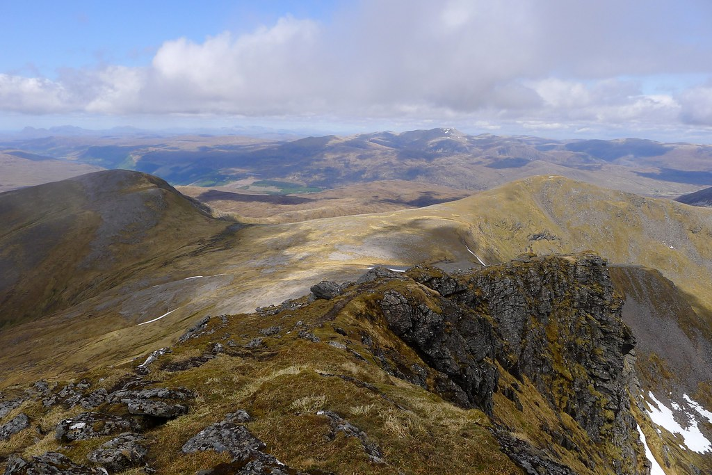 Towards Beinn Dearg