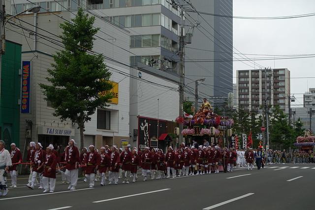 札幌まつりのみこし渡御_09