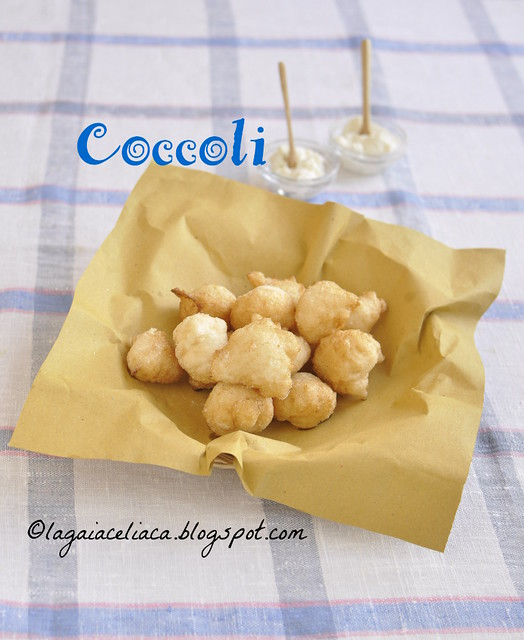 Coccoli / Fried dough