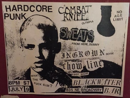 7/9/16 CombatKnife/Sweats/Ingrown/ChowLine