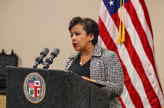 Attorney General Loretta Lynch | by Mayor of Los Angeles