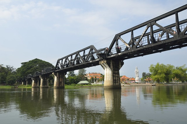 Bridge Over the River Kwai!