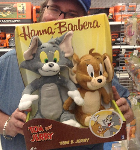Tom And Jerry Cartoon Dog Name