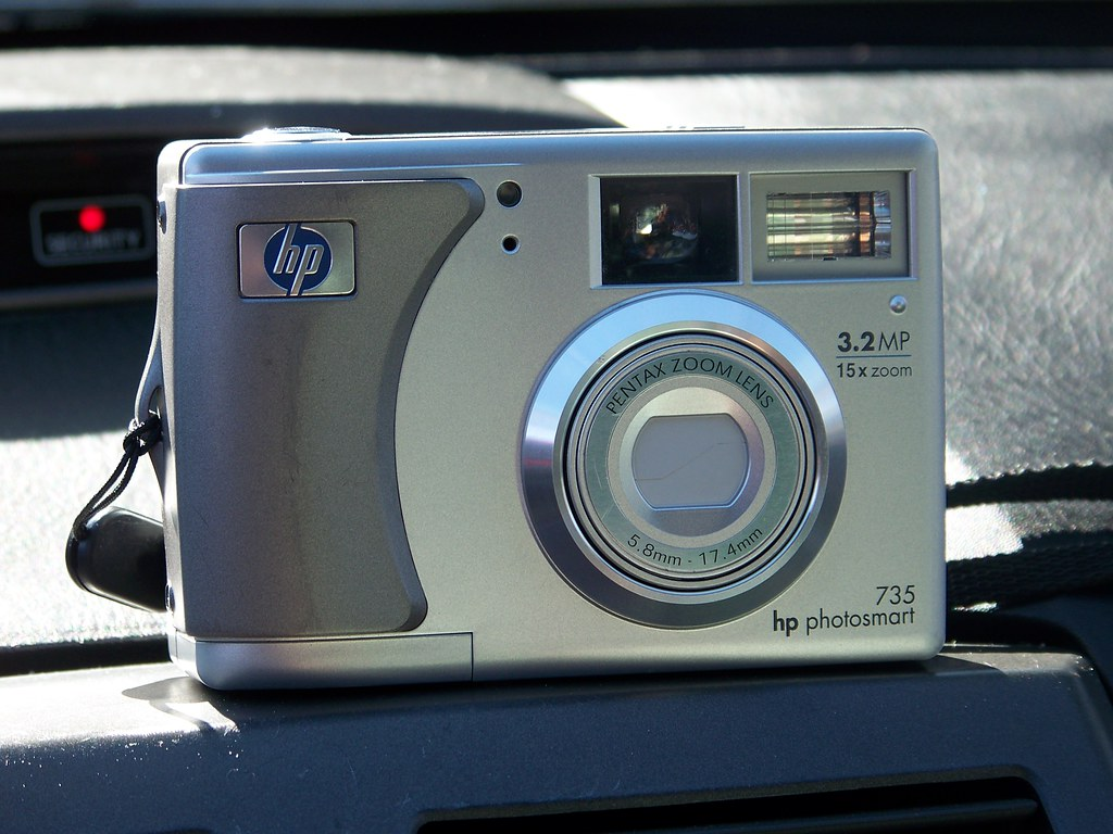 ... My new $4.99 camera , got it on ebay (used) I only have three