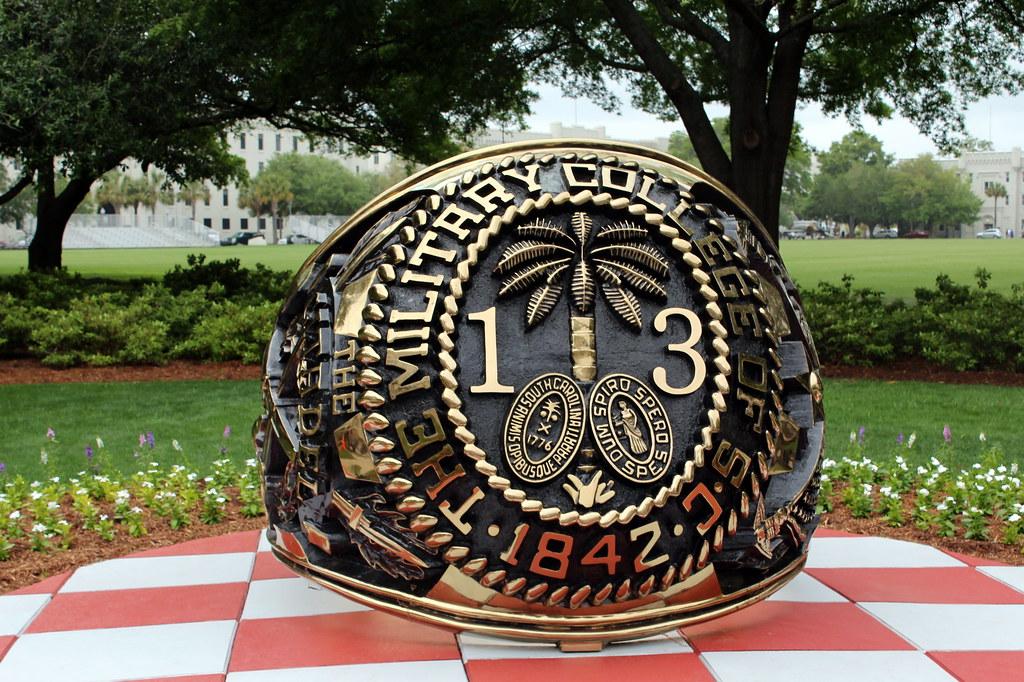 Ring Conversion Chart: Charleston - The Citadel: Citadel Ring Statue | The Citadel u2026 | Flickr,Chart