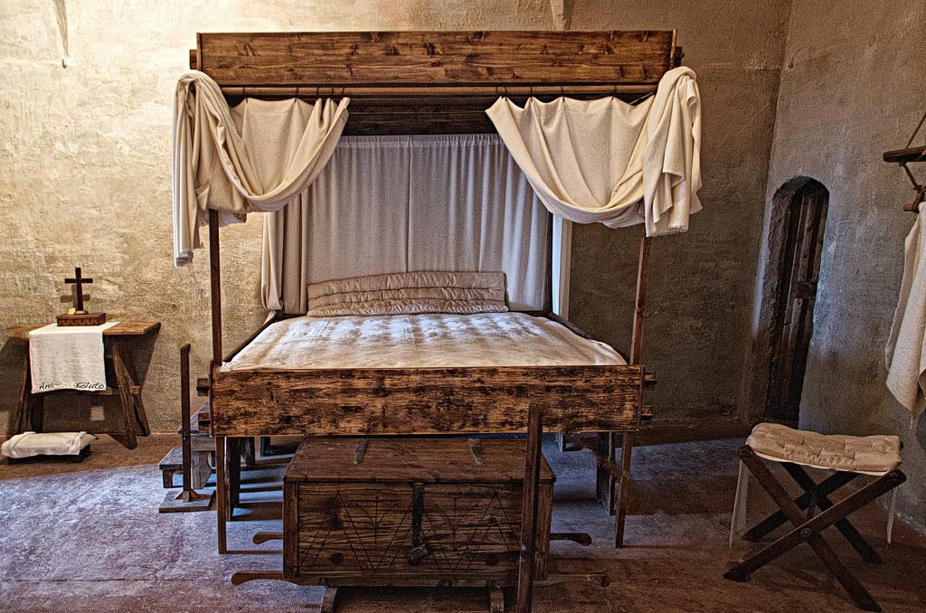 Charmant Medieval Bedroom   By Ana Koluto Medieval Bedroom   By Ana Koluto