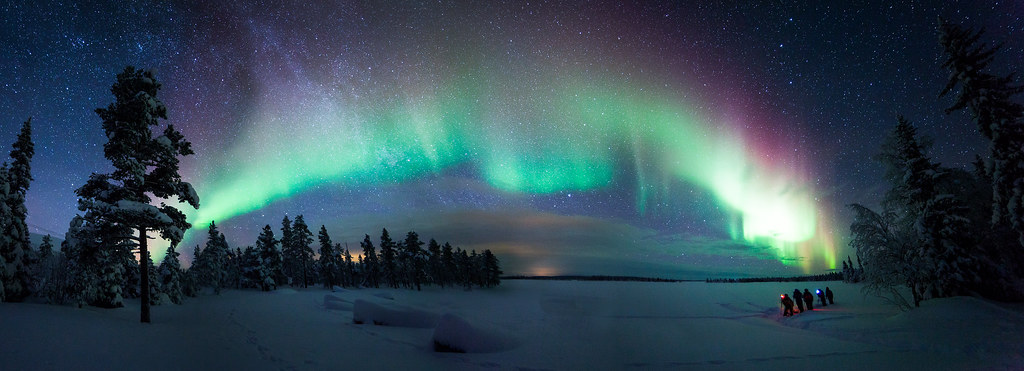 Exceptional ... Northern Lights In Finland Http://www.theaurorazone.com/holidays |