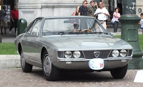 Lancia Flaminia Marica Ghia 1969 | by piccolegrandiruote