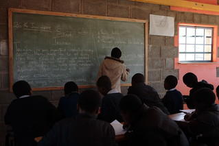 Lesotho - Maseru Qoaling School - John Hogg - 090626 (14) | by World Bank Photo Collection