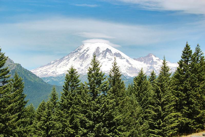 Cascade Mountains 2015