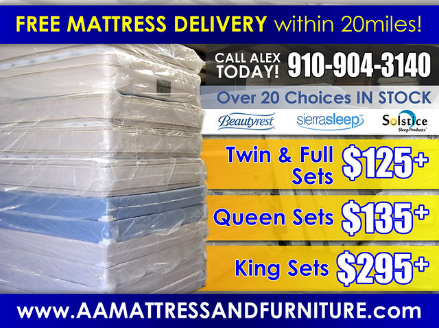 Free Mattress Delivery AD (AAMAF2)